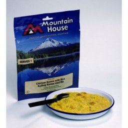 Mountain House Chicken Korma med ris 1 pers