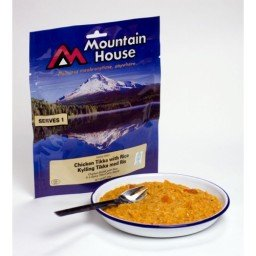 Mountain House Chicken Tikka med ris 1 pers