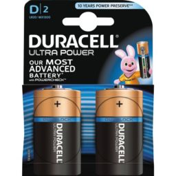 Duracell Ultra Power 2-pack