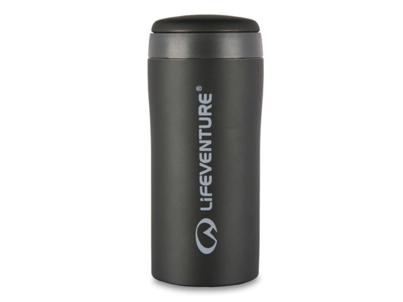 Lifeventure Thermal Mug Termokrus Sort