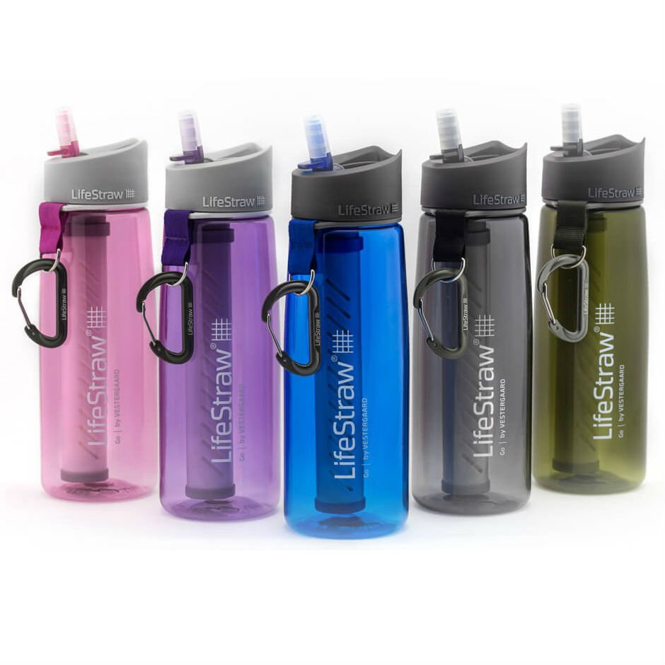 Lifestraw GO 2-stage family
